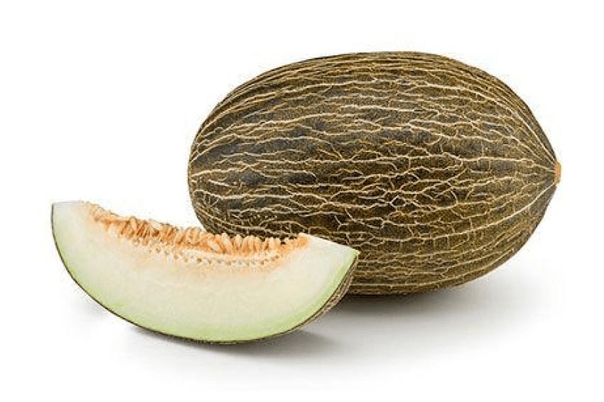 Peligro del melón cortado