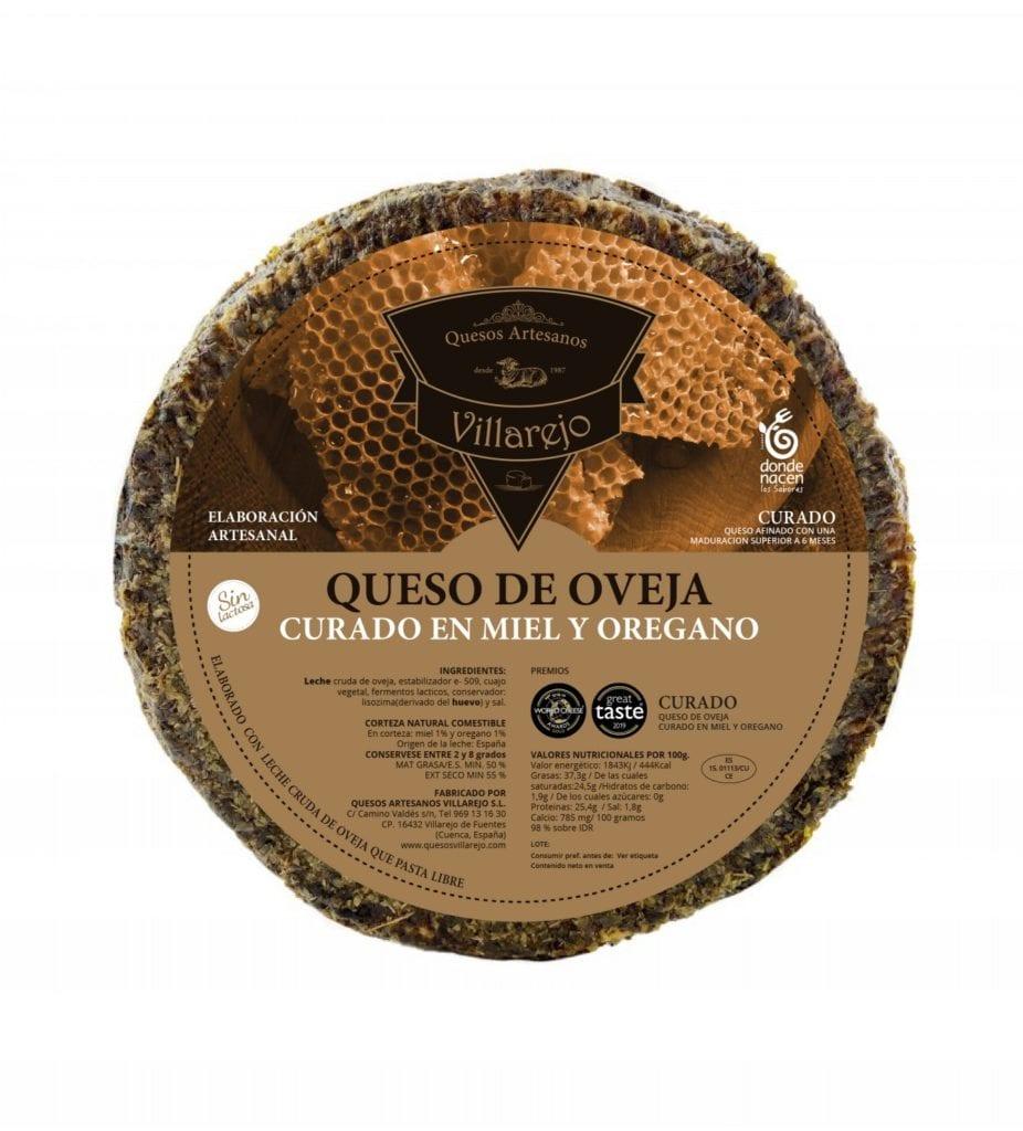 queso Villarejo