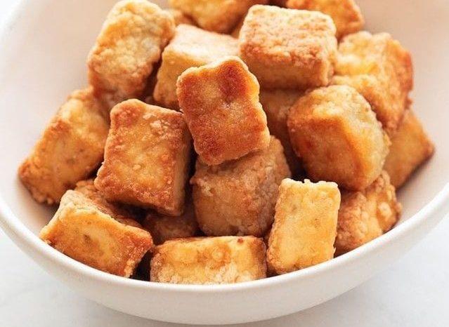 Qué es el tofu