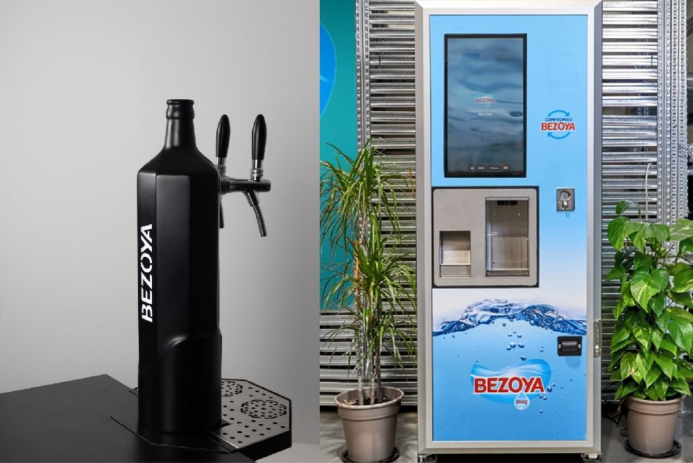 Los dos nuevos formatos de Bezoya