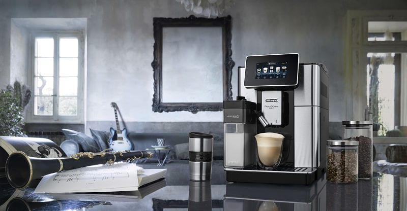 cafetera superautomatica Prima Soul