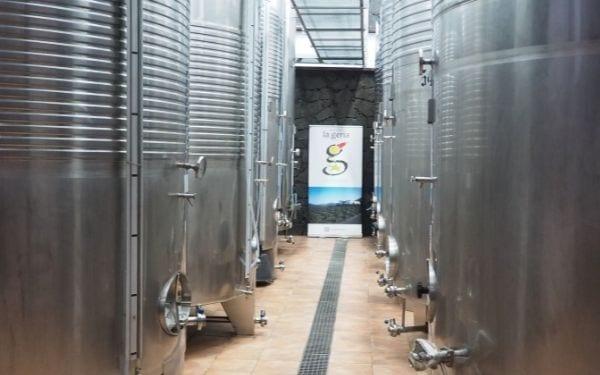 La Geria winery. Photo: Monica Uriel