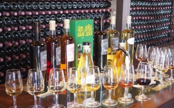 Lanzarote wine varieties