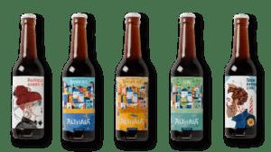 Cervejas Althaia
