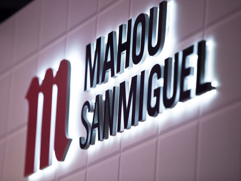 Mahoy San Miguel poster