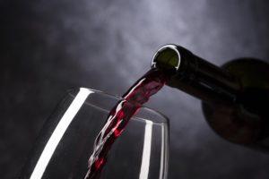 taça de vinho espanhol