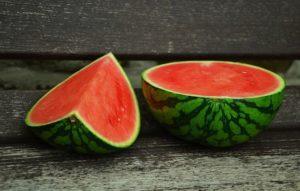 Wassermelone Überschrift