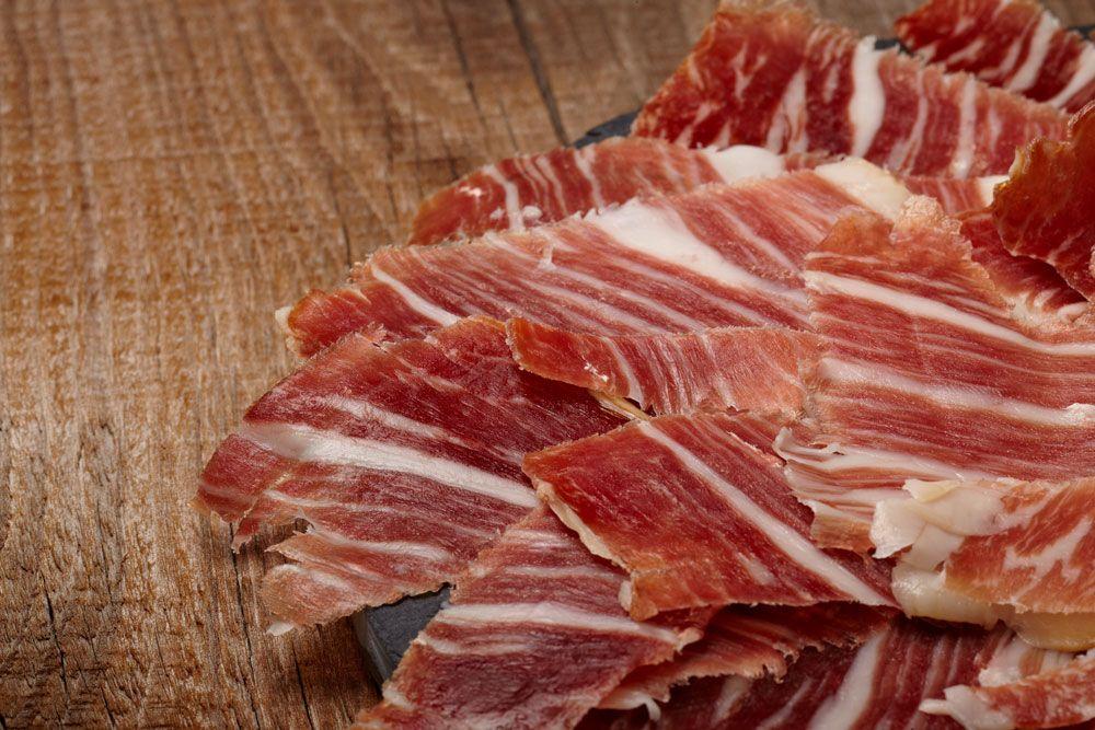 Cerdo español en China