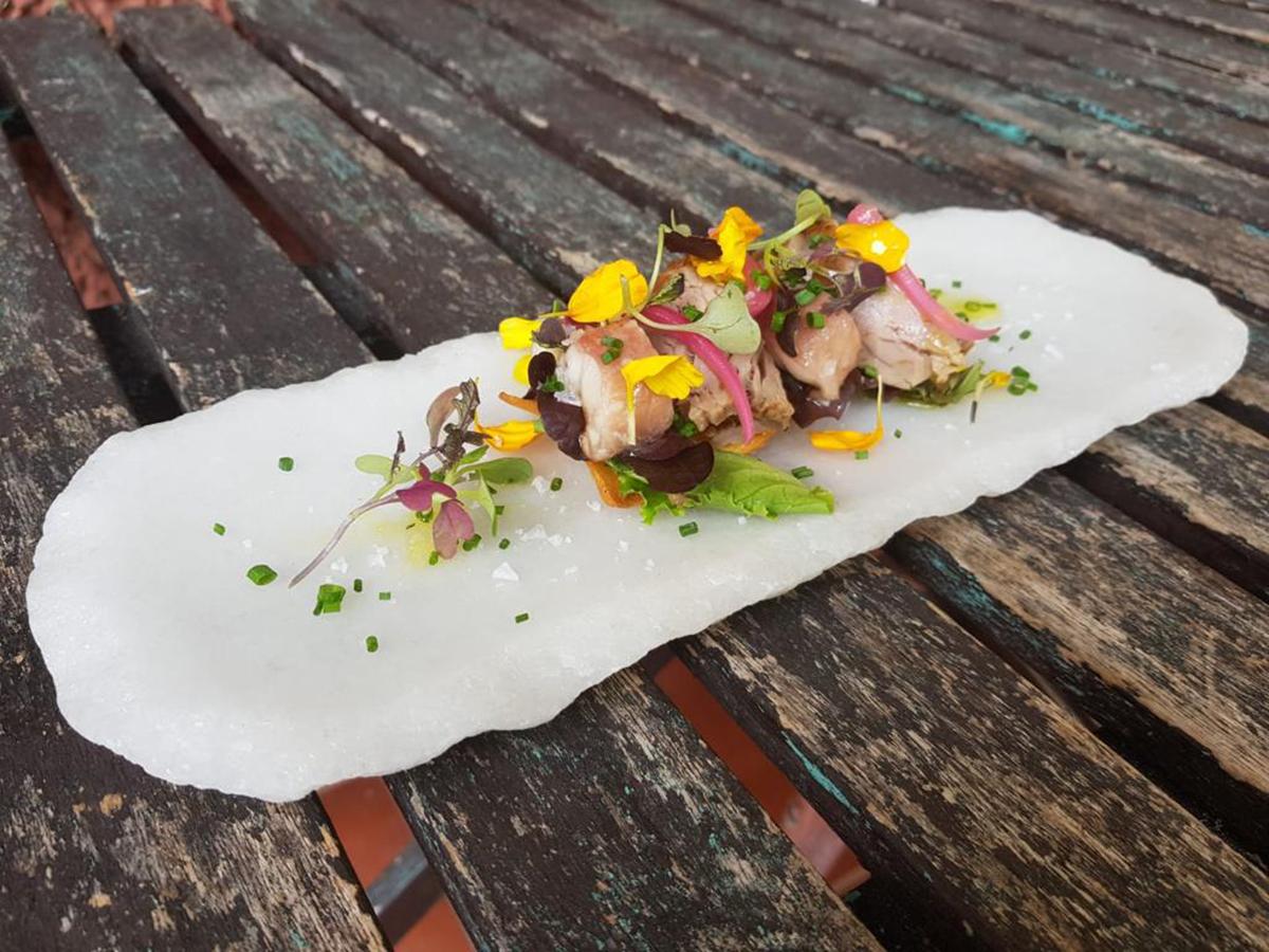 Uno de los mejores platos con sardina