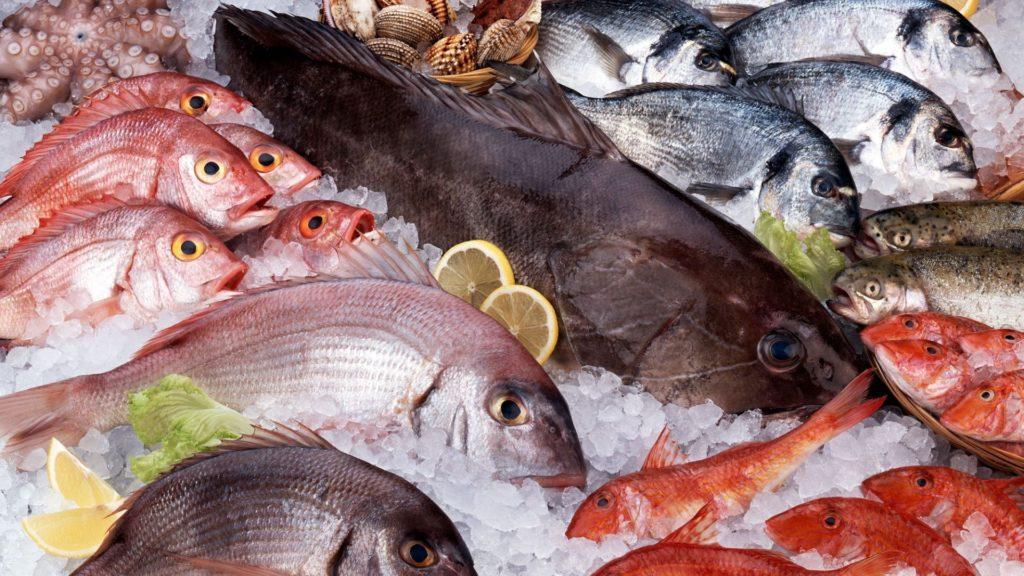 Ventas veraniegas de pescado