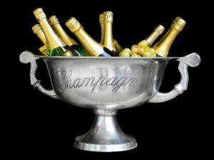 La champaña y el cambio climático cada vez van más e la mano