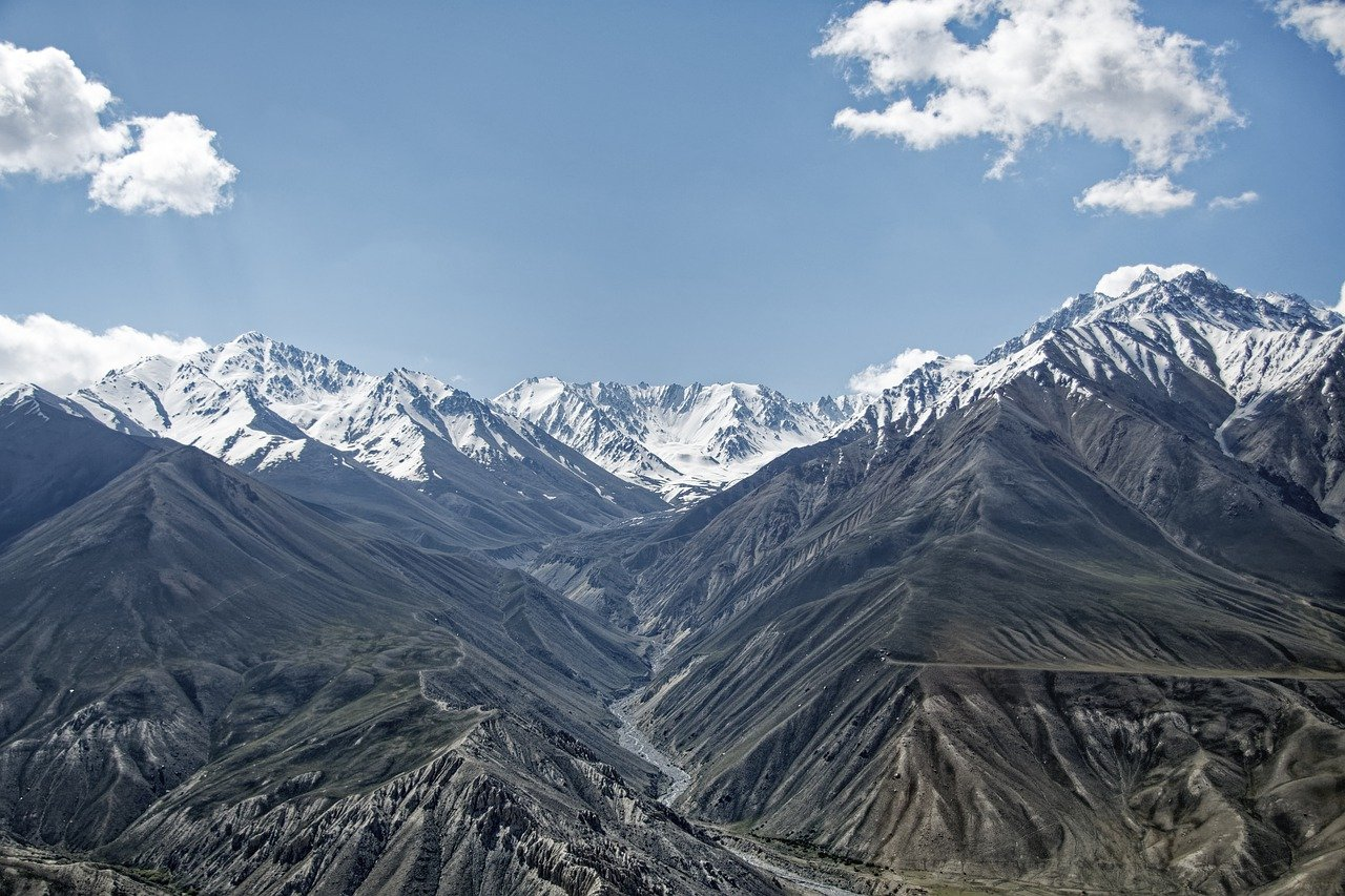 Hindu Kush, la altísima cordillera que atraviesa Afganistán
