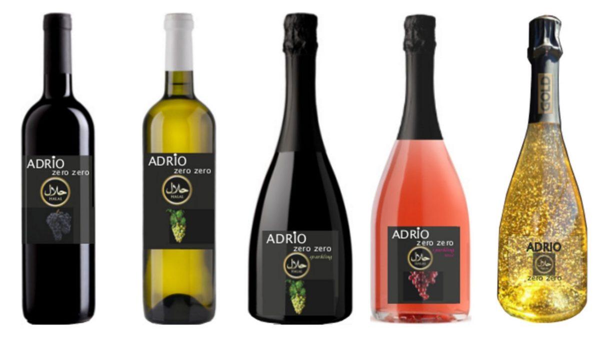 vinhos não alcoólicos / vinhos não alcoólicos