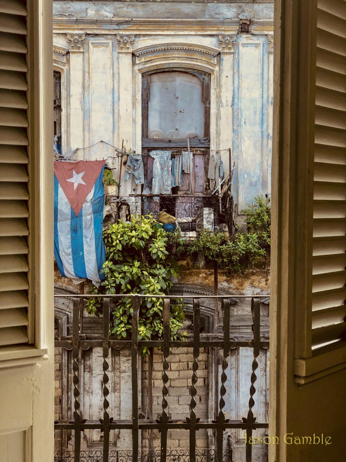 Janela Cuba