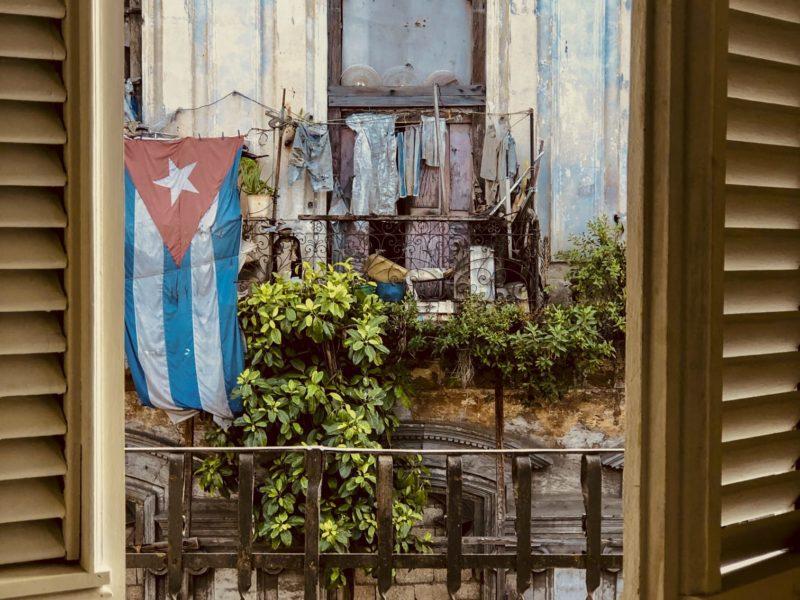 Окно Кубы