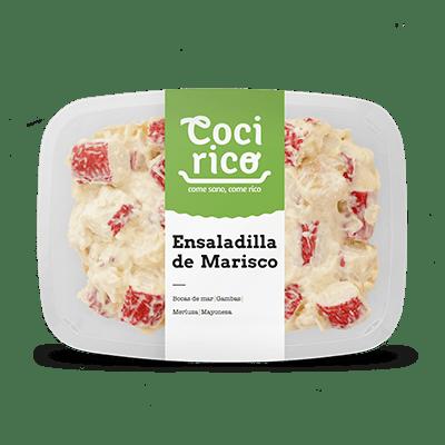 Salada Russa / Inovações em Mercadona