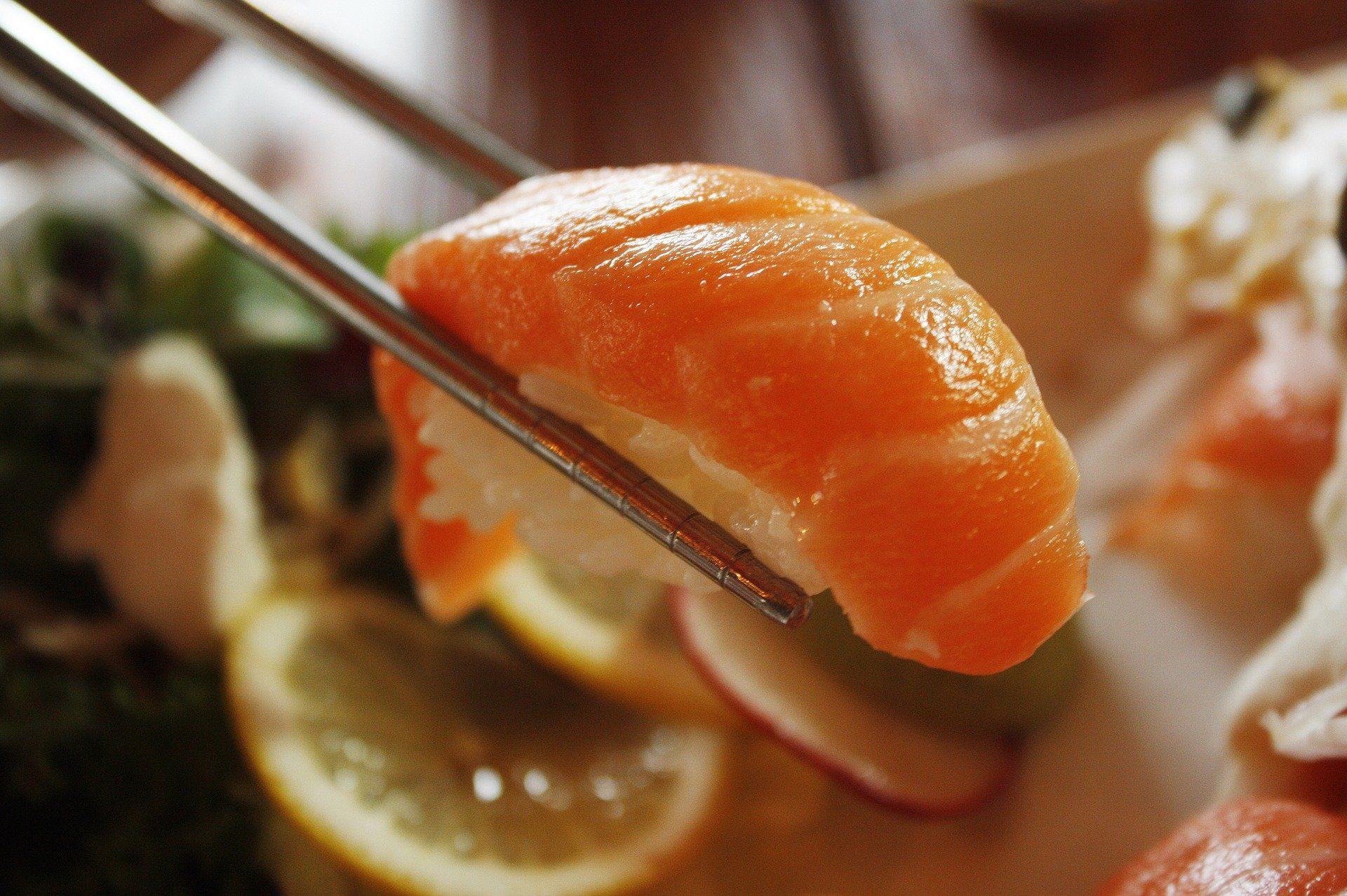 Ursprünge von Sushi