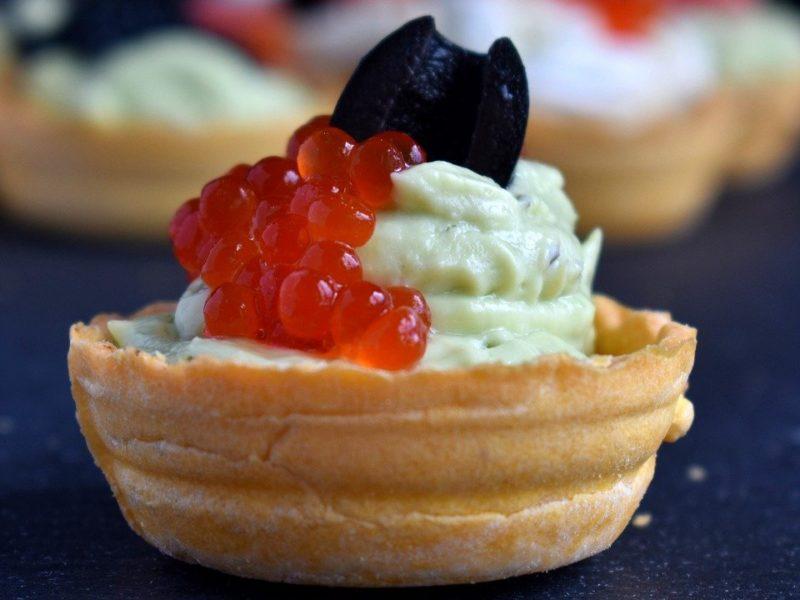 caviar de Osborne