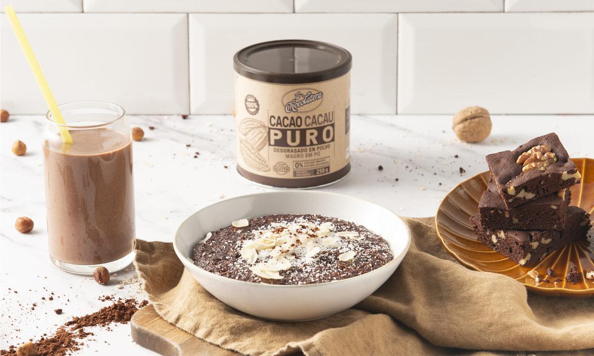 cacao puro soluble de Mercadona