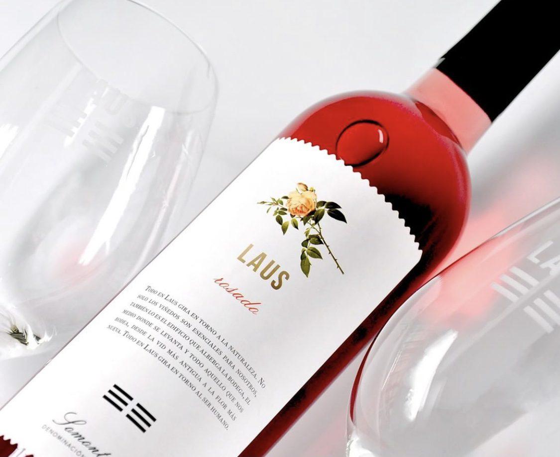 LAUS vino rosato