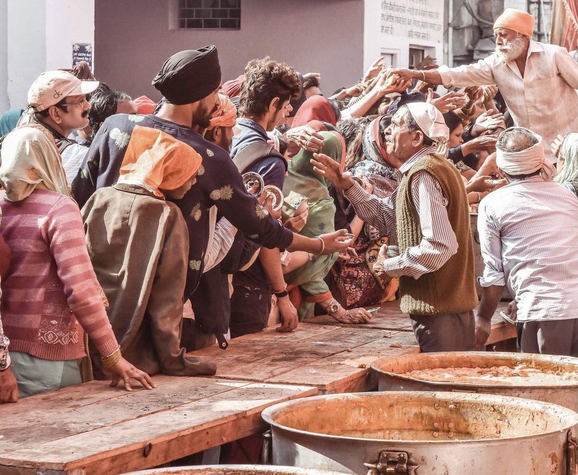 mangiatore di sikhismo