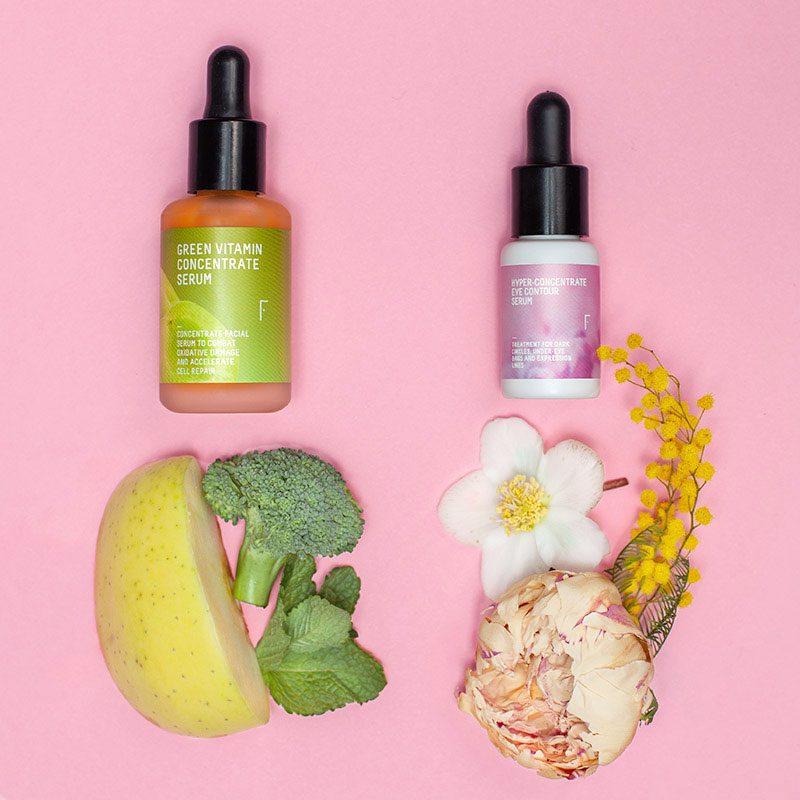 Alimentos em cosméticos